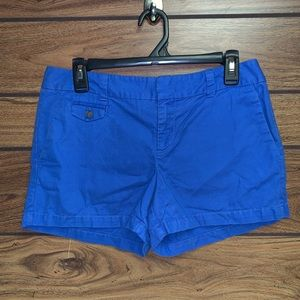 Loft shorts in Periwinkle with real pockets 4P